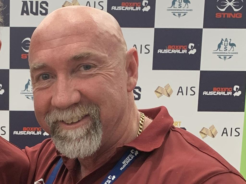 Serious allegations against Cooroy boxing coach Mark Evans have been dropped at the Boxing Australia Tribunal.