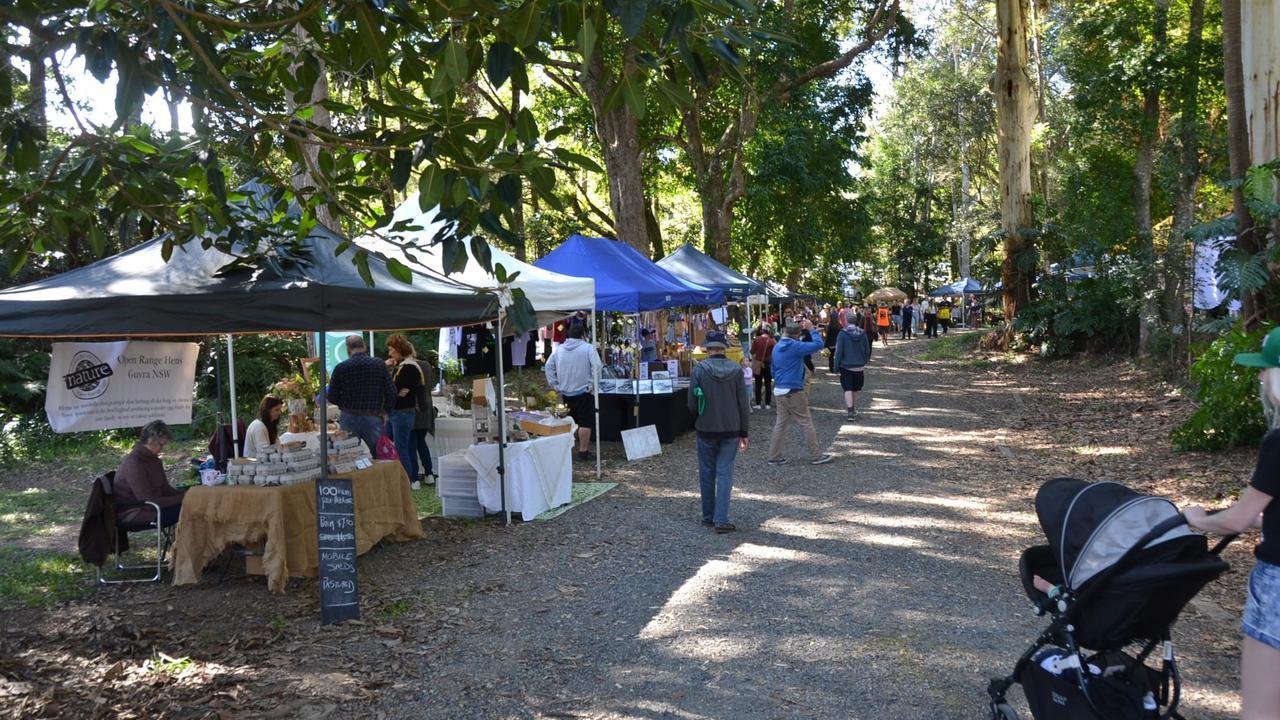 Bellingen Community Markets is back for September. Photo: Bellingen Community Markets/Facebook