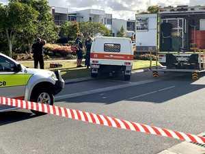 Street closed as paramedics respond to incident