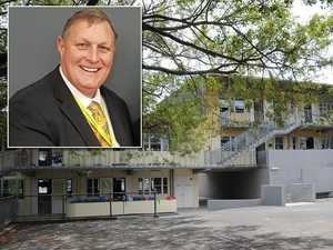 Prestigious school's former principal charged with fraud