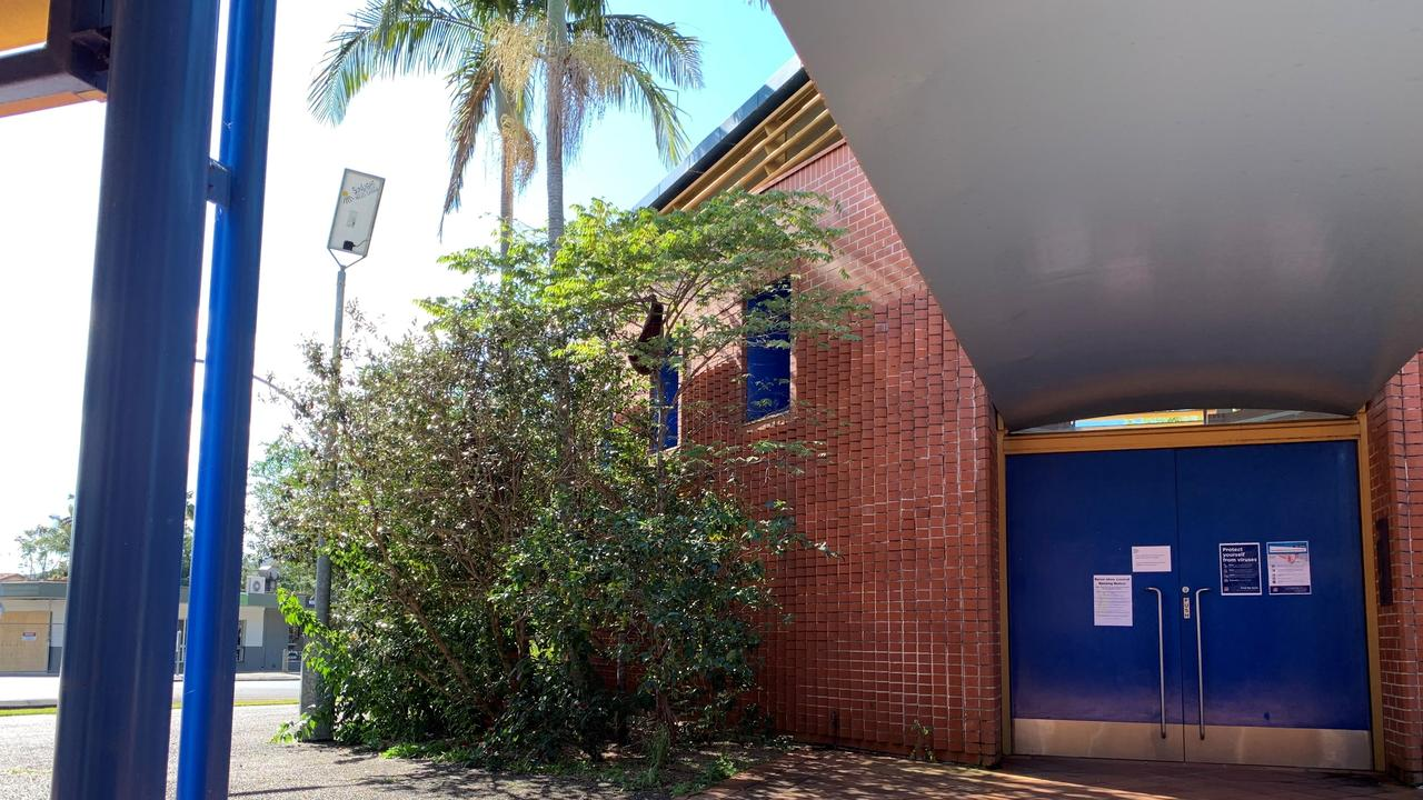 The Byron Shire Council chambers in Mullumbimby.