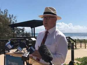Sunshine Coast Mayor Mark Jamieson outlines 2020 State Election priorities