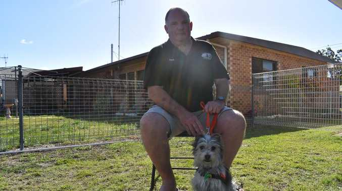 How a little dog has made a big difference to Bundy man