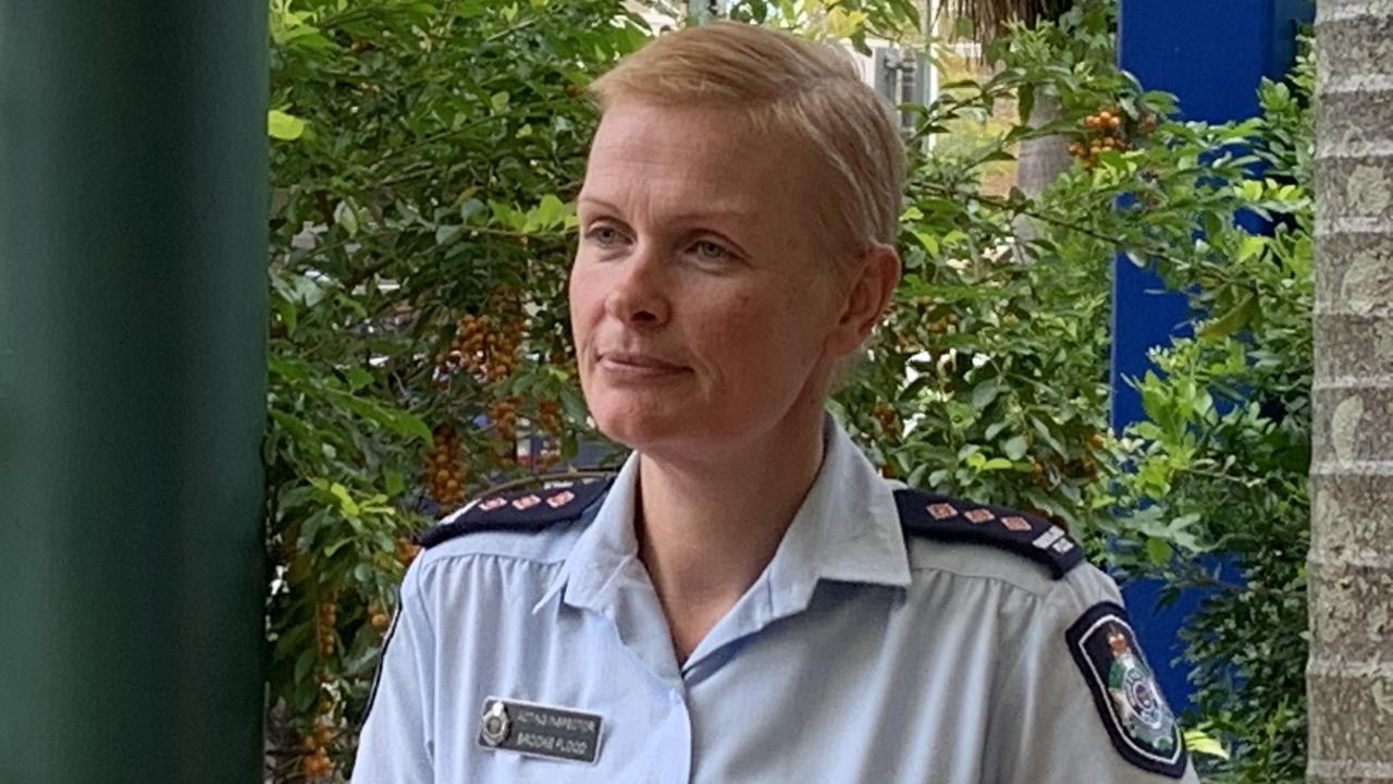 Acting Inspector Brooke Flood. Photo: Stuart Fast