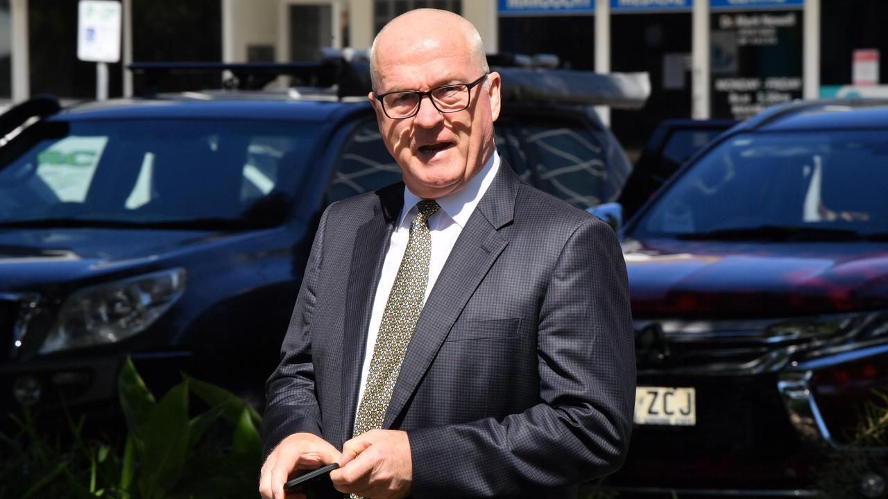 Sunshine Coast Mayor and LGAQ president Mark Jamieson is pushing for better government consideration during the decision making process. Photo: John McCutcheon