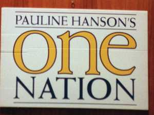 LETTERS TO THE EDITOR: 'One Nation will never be in power'