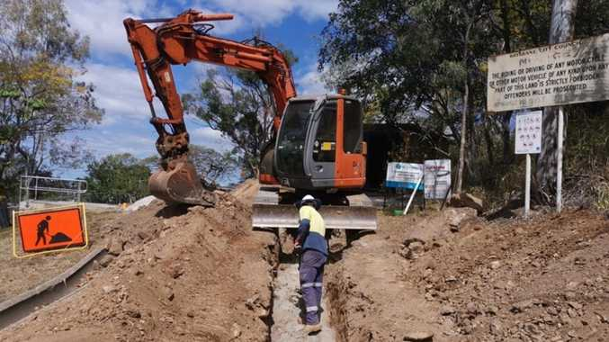 $11m waterworks to quench pressure on Coast dams