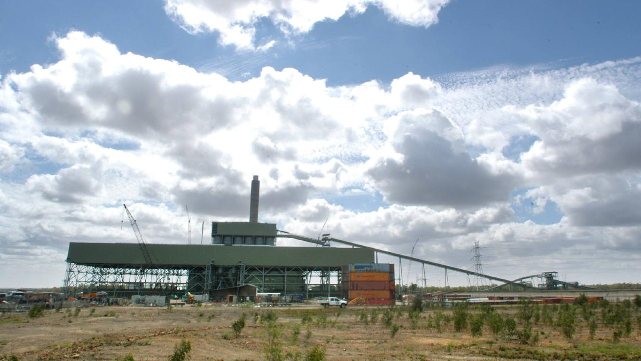 ENERGY SECTOR BOOST: Kogan Creek Power Station. Pic: David Martinelli