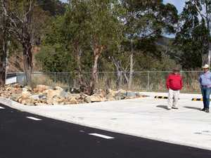 New carpark completed for Mount Archer