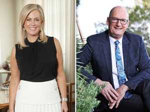 Back to five-day-a-week grindstone for Kochie and Sam