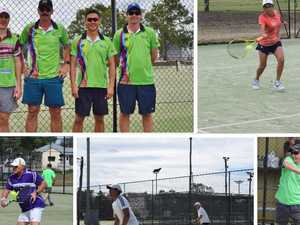 GALLERY: 100+ Photos from the Chinchilla Open Tennis Tournament