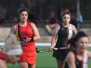 PHOTO GALLERY: HOCKEY RHA Cup Div 1 Women's final Frenchville vs Park Avenue September 19 2020