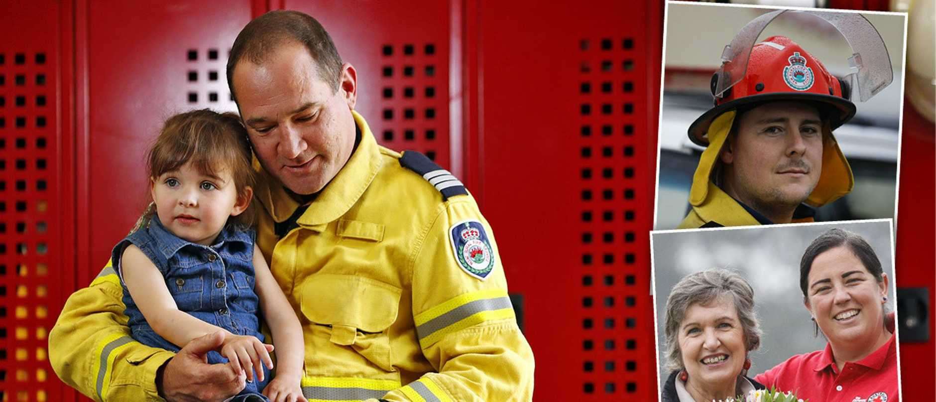 65,000 people will receive an official NSW Bushfire Emergency Citation.