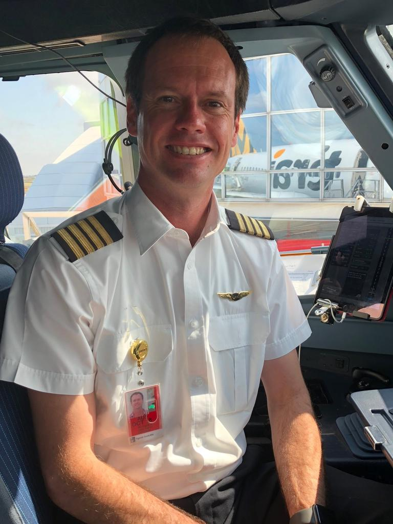 Tigerair pilot Richard Ohlrich lost his job in April and now wants the government to focus on employing Australian pilots.