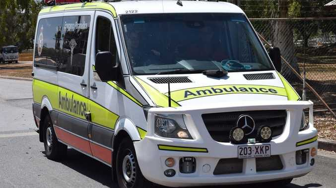 BREAKING: Motorcycle crash in Killarney