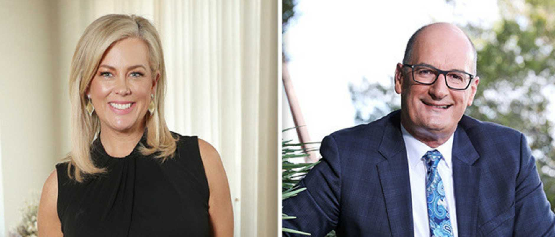 Sunrise presenters Samantha Armytage and David Koch have been enjoying a cushy four-day-a-week roster for some time, but that's over due to the ratings war.