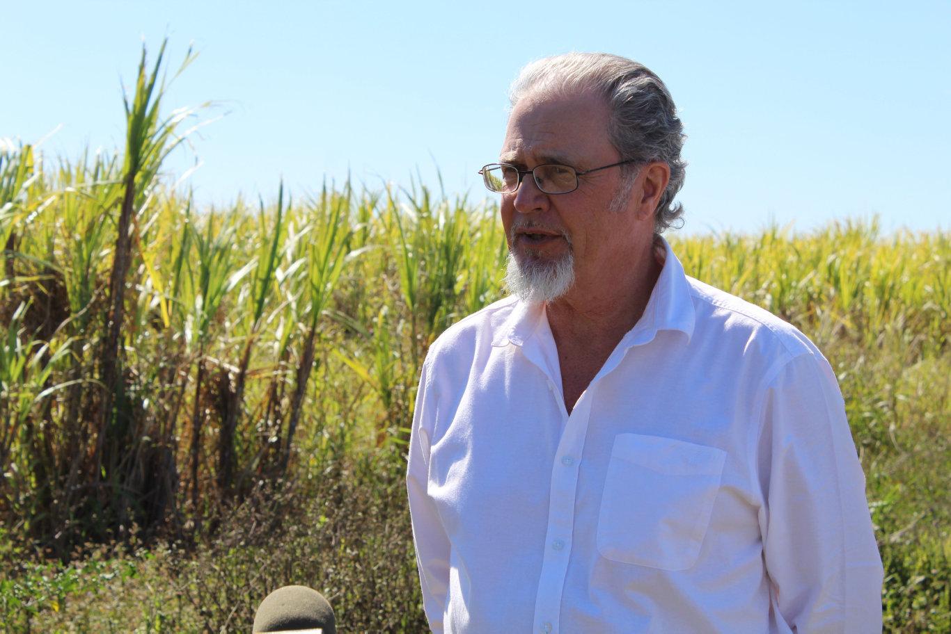 KAP candidate Paul Hudson.