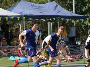 Nambour defeated Barbarians in the U18 boys grand