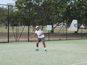 REGIONAL SPORT: Chinchilla Tennis Open Tournament