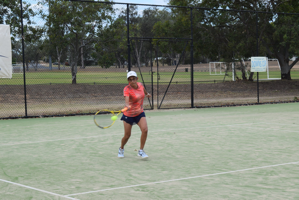 Image for sale: REGIONAL SPORT: Chinchilla Tennis Open Tournament - Saturday, August 19, 2020. Pic: Peta McEachern