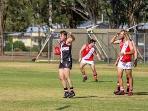 South Burnett Saints vs Dalby Swans, September 19