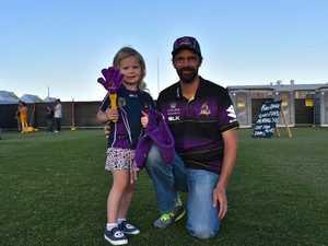 Tayla and Matthew Strong at Sunshine Coast