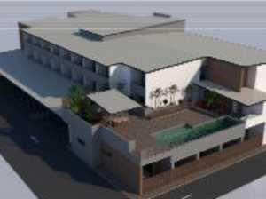 Green light for new three-storey motel in region