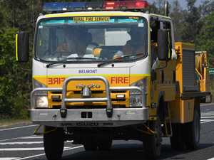 Pollie puts hand up to join CQ's rural fireys