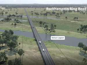 Another $50m contributed to get Rocky's Ring Road rolling