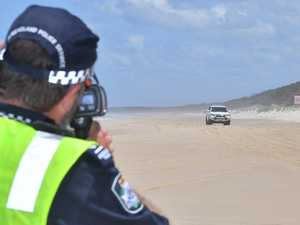 Drivers sprung speeding in costly start to holidays