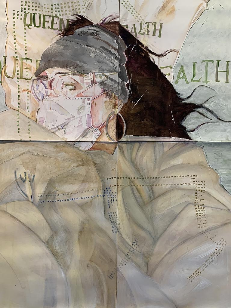 PPE by Pat Hoffie.