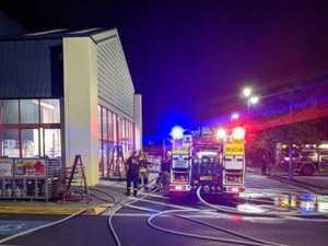 Cause of South Grafton Bunnings blaze revealed