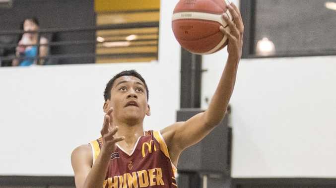 BASKETBALL: Qladstone Power v Southern Districts Titans