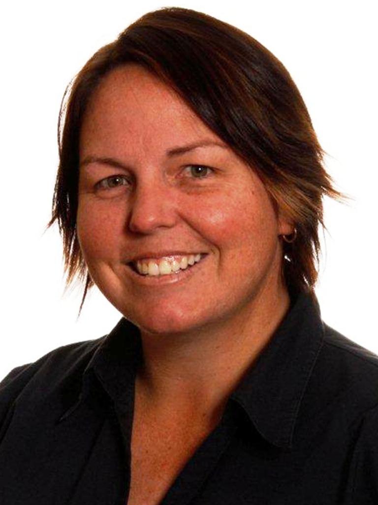 ACA Qld president Majella Fitzsimmons.