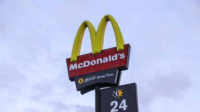 McDonald's employee victim of opportunistic crime