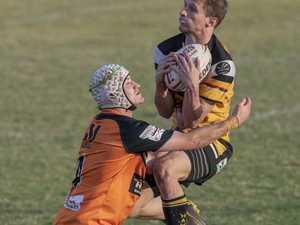 Souths Tigers vs Gatton Hawks