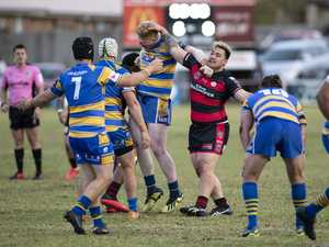 Valleys Roosters vs Norths Tiger
