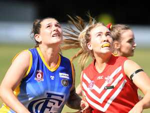 AFL Capricornia Women's semi final: Yeppoon vs