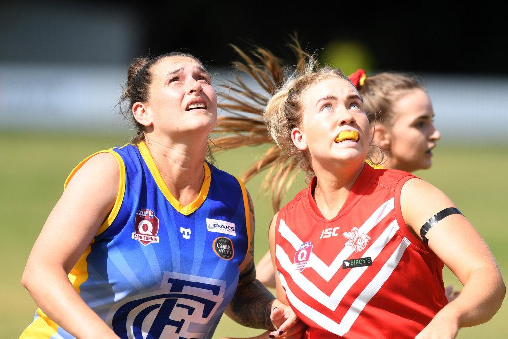 Image for sale: AFL Capricornia Women's semi final: Yeppoon vs Gladstone