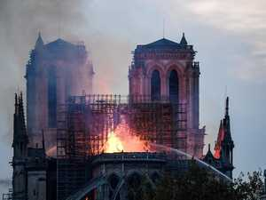 Cathedral fire could have been 'a Lismore Notre Dame'