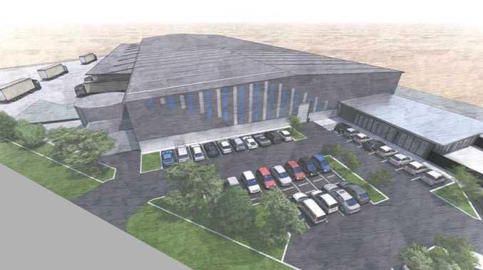 Plans for huge warehouse development in estate