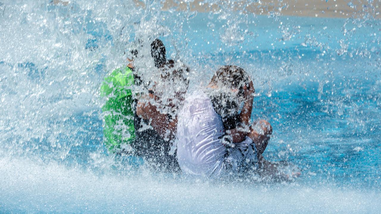 Splash into the upgraded Injune Wading Pool