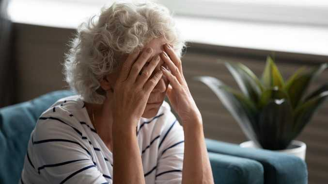 Tragic reality for Australians with dementia