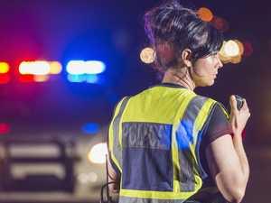 Motorbike rider speeds through Bowen, evades police