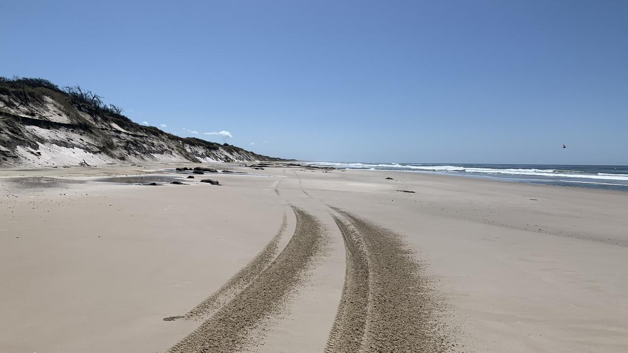 The area between Patchs Beach in Ballina Shire and Broadwater Beach in Richmond Valley Council area is also popular with people fishing, driving around the dunes and along the coast.