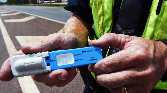 'I'm an easy target': Drug-driver keeps getting caught