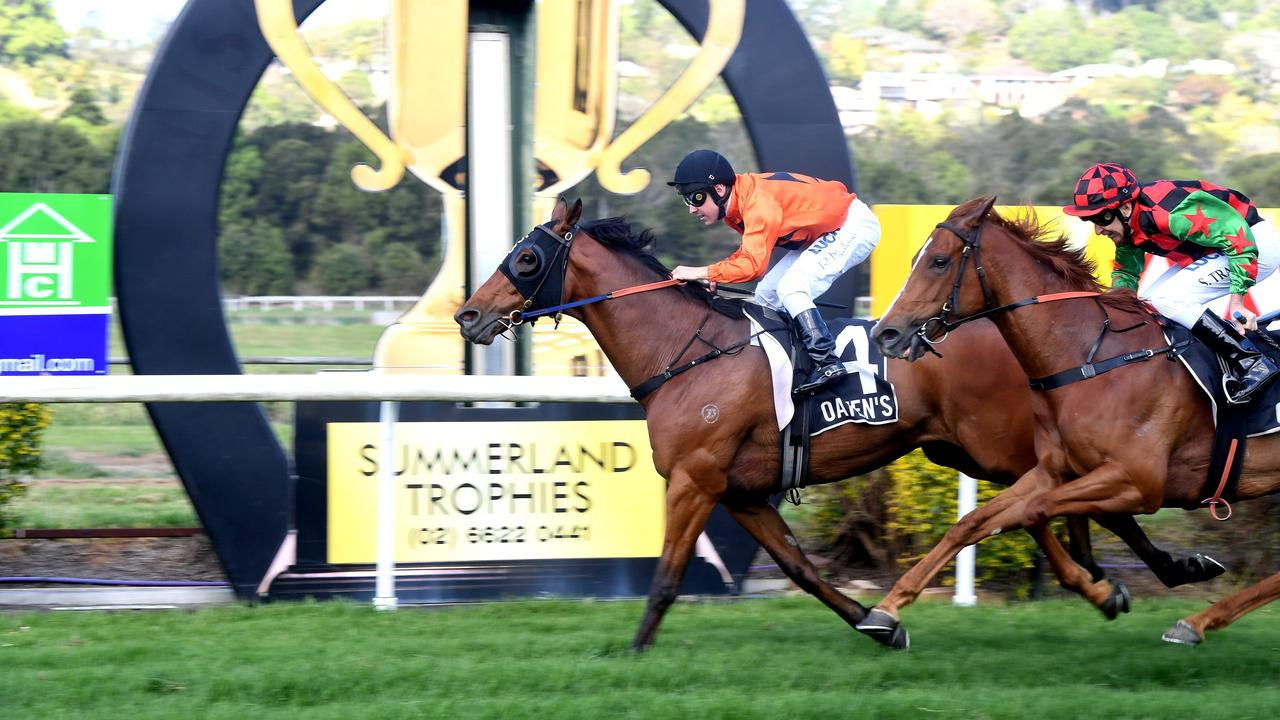 OFF AND RACING On Thursday September 24, the 2020 Lismore Cup will be hosted by the Lismore Turf Club. Photo Marc Stapelberg