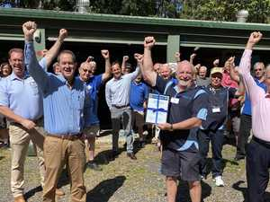 New home to help blokes beat isolation blues