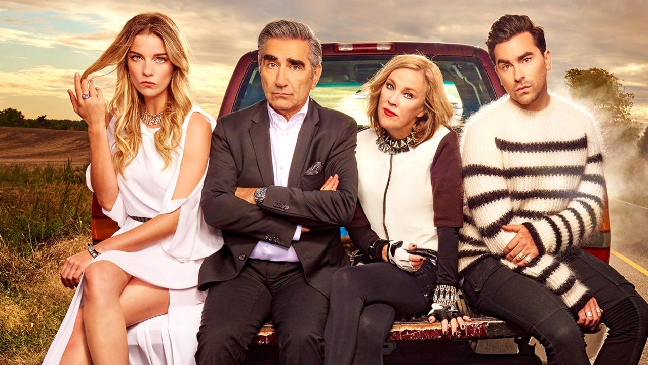 So much Emmys love for Schitt's Creek.