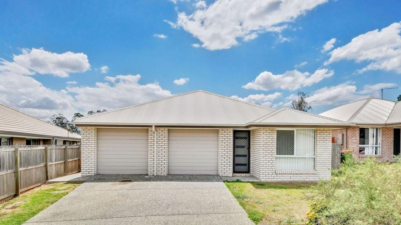 Eddie Dilleen bought two Ipswich duplexes in April, paying $410,000 ($130k discount on the last price paid). Rented at $580 a week, the gross yield sits at 7.3 per cent.